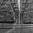 CHICAGO - UNDER THE BRIDGE by DRON