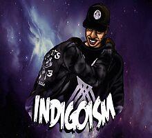 Indigoism (Galaxy) by fltbushzombie47