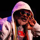 George Clinton by christuite