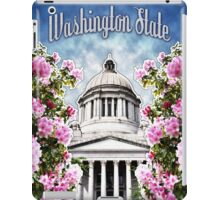 Washington State Capitol iPad Case/Skin