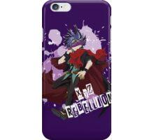 XyZ Rebellion  iPhone Case/Skin