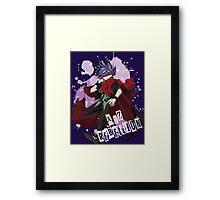 XyZ Rebellion  Framed Print