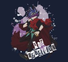 XyZ Rebellion  by AquaMoon