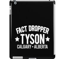 Fact Dropper iPad Case/Skin