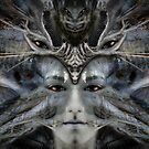 Homage to Giger by Scott White