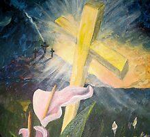 He Is Risen by June Szueber