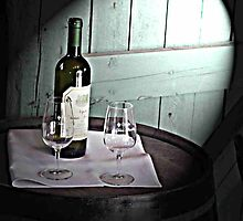 Spotlight on vintage wine by KellyGirl