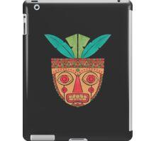 The Ethnic Mask  iPad Case/Skin