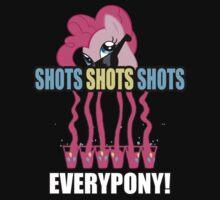 Pinkie Party by CrossStitch