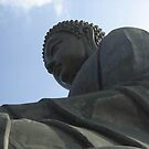 Buddha by scorpionscounty