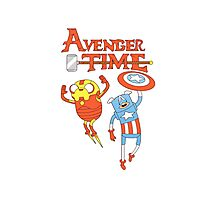 Avenger time Photographic Print