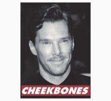 Benedict Cumberbatch Cheekbones T-Shirt