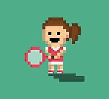 Tiny Tennis by Fat Fish Games