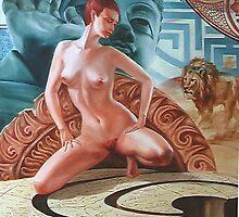 Predator?-A victim? by Sokolovskaya