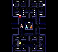 Pac-Man by Warhead955