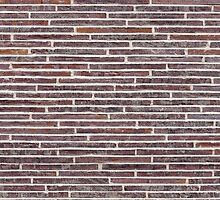 Brick wall by JH-Image
