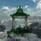 Emerald Throne by Steve Davis