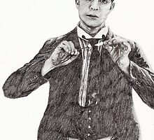 'Buster Keaton' by L K Southward
