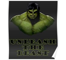 Unleash the Beast Poster