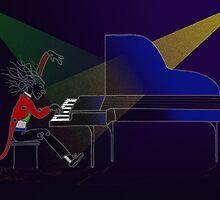 So La Mi Maestro, Concerto del piano by mago