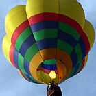 Hot-Air Balloon by GroveDawg