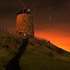 St Monans Windmill by Don Alexander Lumsden (Echo7)