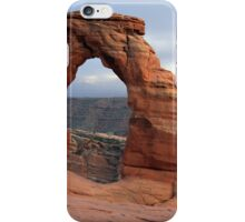 Delicate Arch - Arches National Park - Utah iPhone Case/Skin