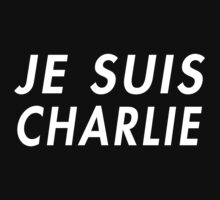 Je Suis Charlie by LandoDesign