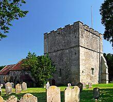 St Michael's Church, Shalfleet by Rod Johnson