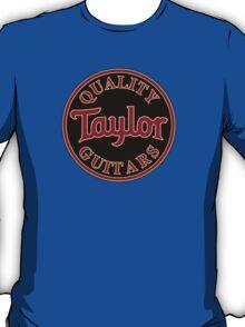 Quality Taylor Guitar T-Shirt