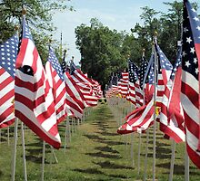 Field Of Honor by William Helms