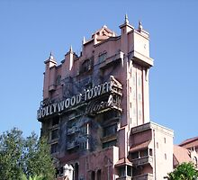 The Twilight Zone Tower of Terror by Attractions Merch Museum