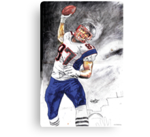 The UNSTOPPABLE Gronk Canvas Print