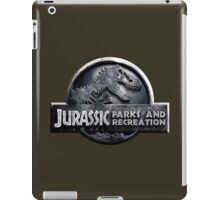 Jurassic Parks and Recreation - Parks and Rec - Andy Dwyer iPad Case/Skin