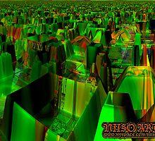 COMPUTER MIND MAZE  2 by Niiso