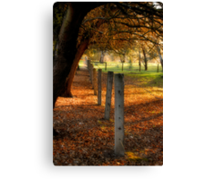 Autumn Day II Canvas Print