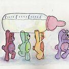 bears by Sanne Thijs