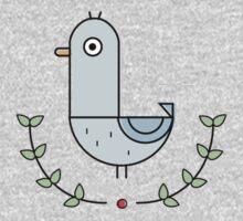 Super Fancy Bird Kids Clothes