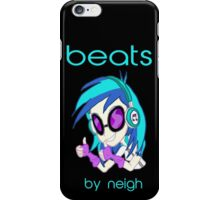 Beats by Neigh iPhone Case/Skin