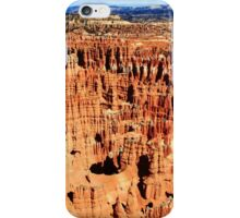 Bryce Canyon Hoodoos iPhone Case/Skin