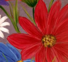 Wildflowers-2 Sticker