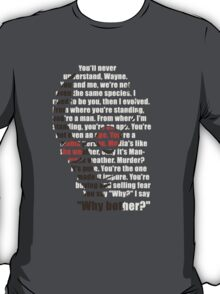 Why bother? T-Shirt