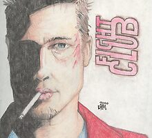 FiGHT CLUB by Dylan Mazziotti