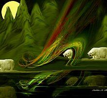 WINDSWEPT SPIRITS by Madeline M  Allen