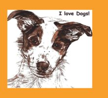I Love Dogs! by saleire