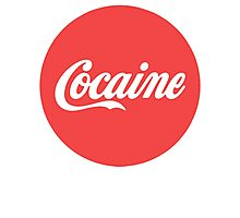Cocaine (Coca Cola)  Photographic Print