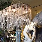 Gorgeous Chandelier at Bliss Home and Design by SizzleandZoom