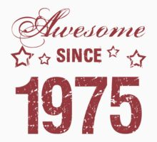 Awesome Since 1975 by thepixelgarden