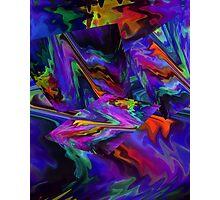 Color Journey Photographic Print