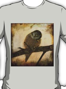 Whispered in the sounds of silence T-Shirt